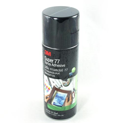 3M กาวสเปรย์ Super# 77 Spray Adheshive ปริมาตร 16 ออนซ์