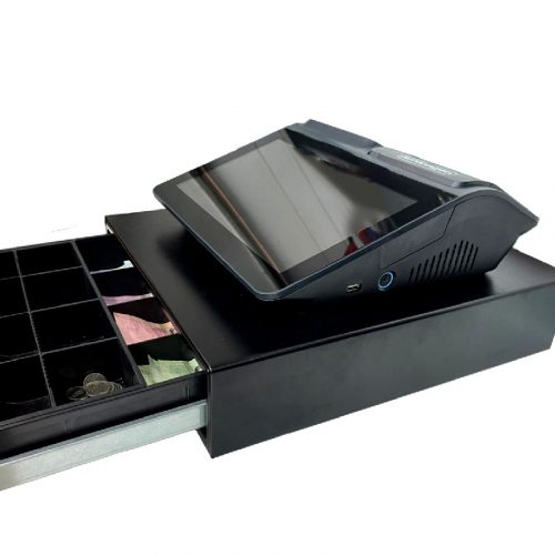 Cash Register Touch Screen SE-D1 with Cash Drawer MK-350