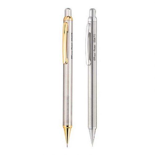 PENTEL Stainless Steel Mechanical Pencil 0.5 mm #SS475